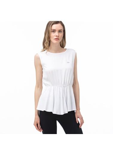 Lacoste Bluz Beyaz